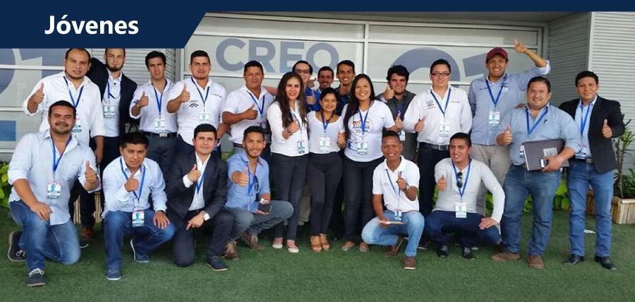 El Frente de Jóvenes CREO presentó el avance de su estructura nacional