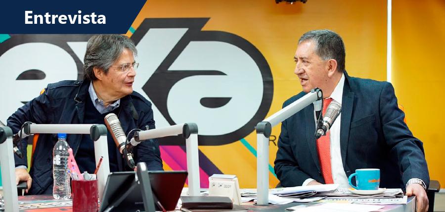 Lasso: Compromiso Ecuador está abierto a todo el que quiera defender la Democracia