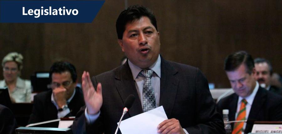 Legisladores de CREO entre los que más asisten a la Asamblea Nacional
