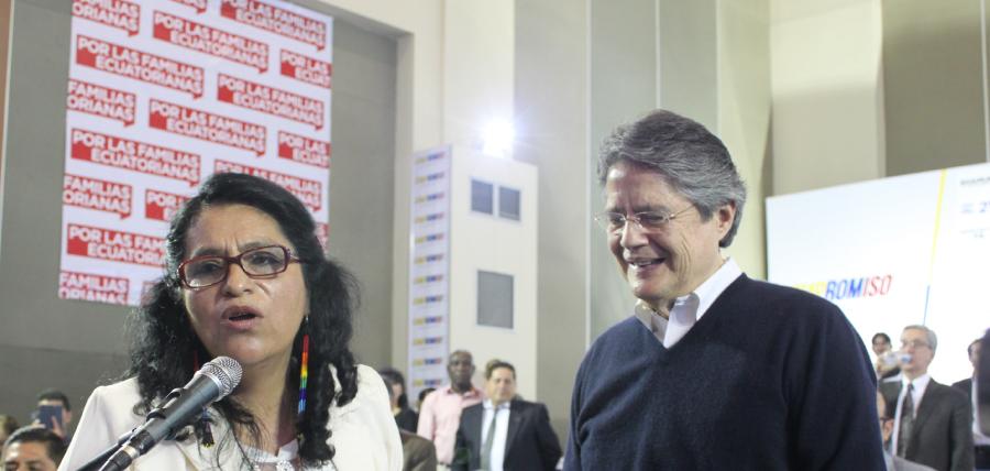 Lasso invita a Yasunidos a buscar soluciones a los problemas ambientales