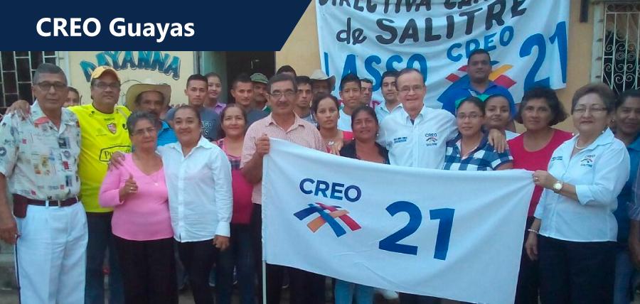 La militancia del Guayas se prepara para elecciones del 2017
