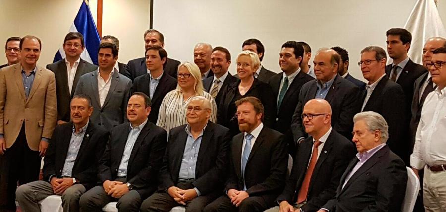 CREO se incorporó a la Unión de partidos Latinoamericanos