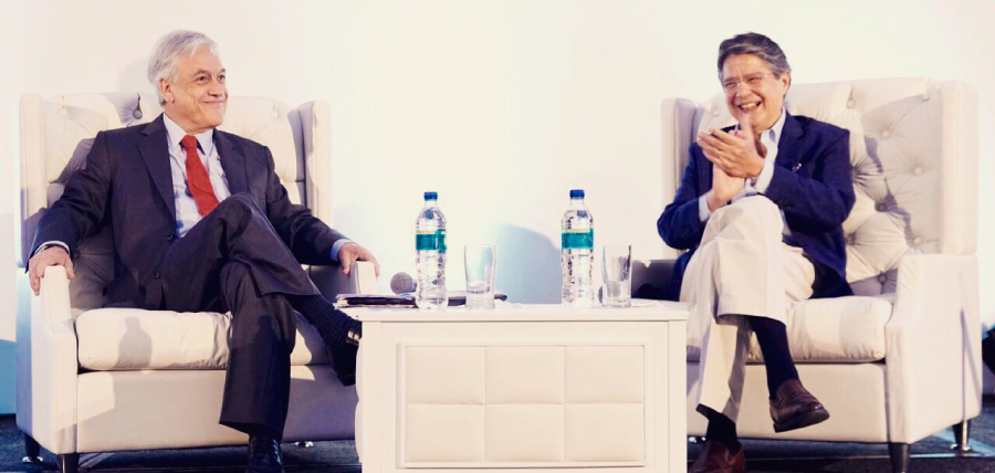 Piñera: Ecuador tiene un largo camino por recorrer