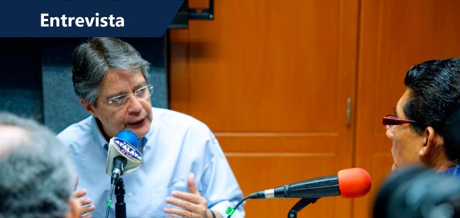 Lasso celebra la firma de la paz en Colombia