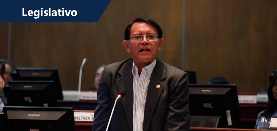 Legislador pide información a ministra de salud sobre proyecto que se deben construir en Loja