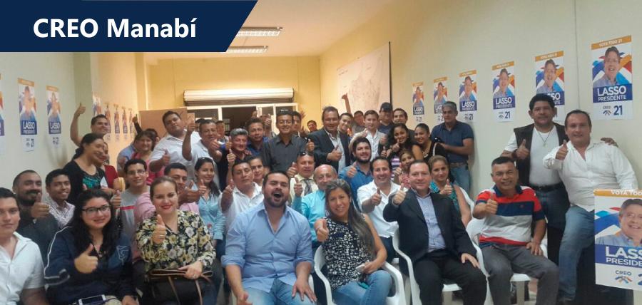 CREO Manabí fortalece su estructura e inaugura nueva central