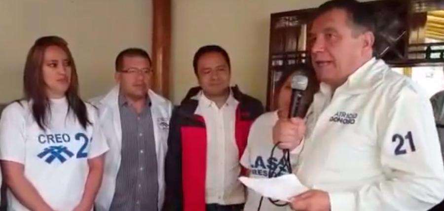 """""""CNE deberá sancionar a medio oficialistas por trasmitir convención en vivo"""""""