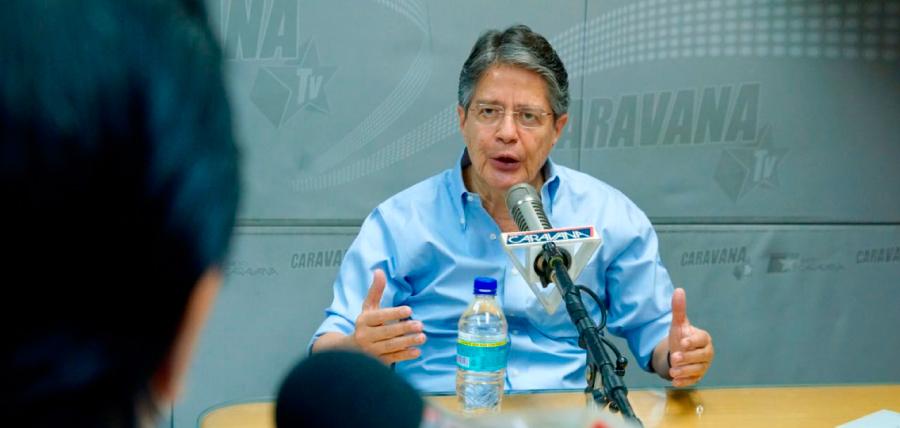 SUMA apoyará la candidatura de Guillermo Lasso