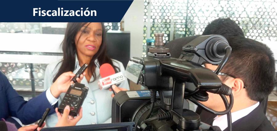 Montaño pidió juicio político para Fiscal General