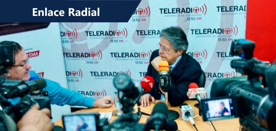Lasso: El debate es entre el continuismo de Moreno y el Cambio que representamos