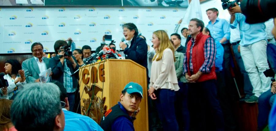 Alianza CREO 21  – SUMA 23 registró candidaturas en 17 provincias