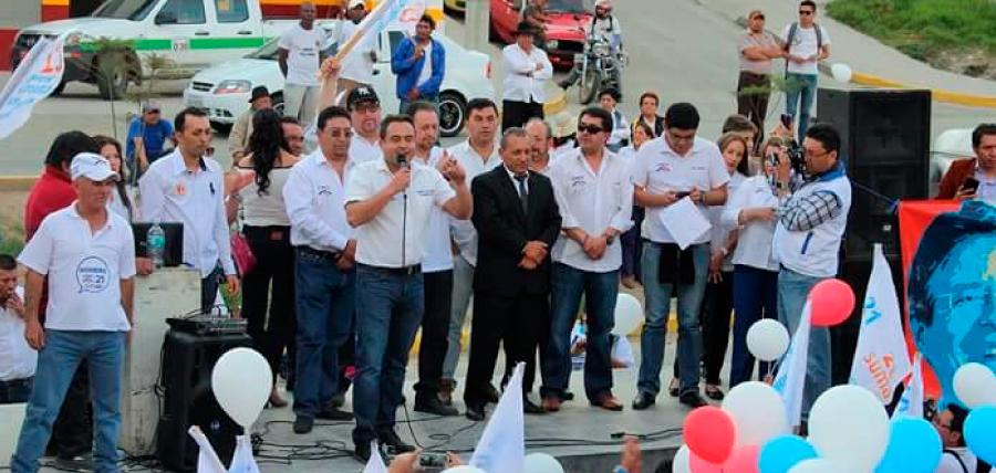 Cañar y Galápagos inscribieron  sus candidatos para la Asamblea