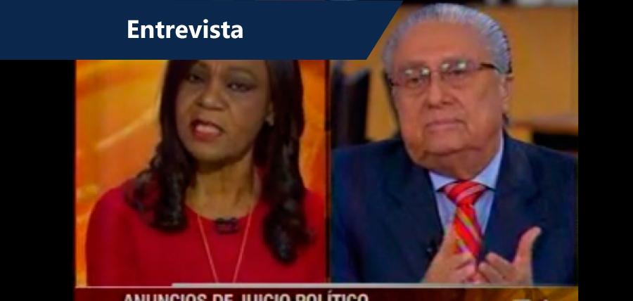 Mae Montaño realizará plantón para exigir salida del Fiscal