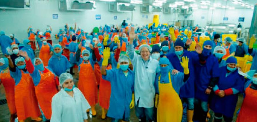 El plan  «1 Millón  de empleos » recorre todo el Ecuador