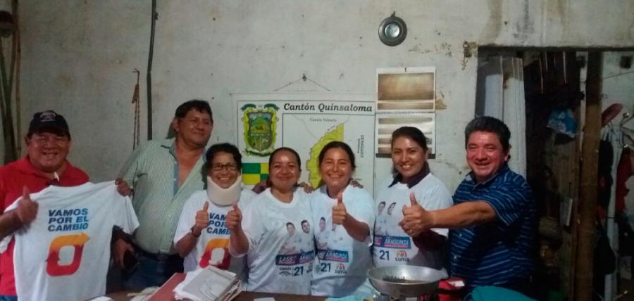 Los Ríos trabaja en planificación de Campaña  y control electoral