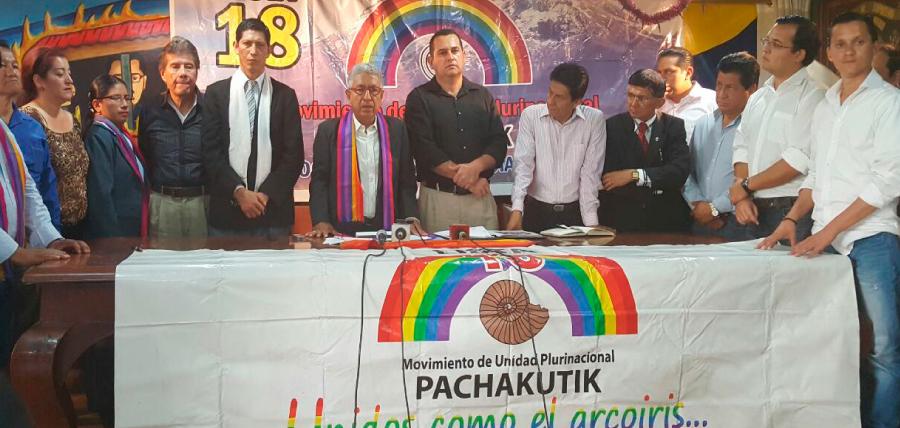 Coordinadores de Pachakutik  en 4 Provincias suman su respaldo a Guillermo Lasso y su propuesta de crear 1 Millón de Empleos