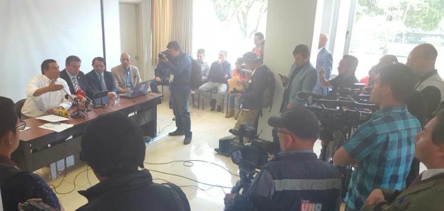 CREO Impulsara acciones para descubrir la verdad en el caso de la Odebrecht Correísta