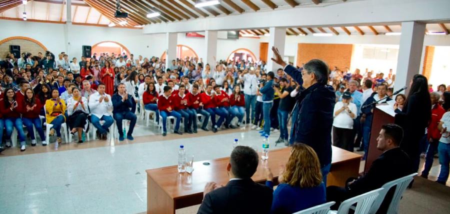 Los Universitarios de Otavalo aplauden el plan de Lasso para crear 1 Millón de Empleos