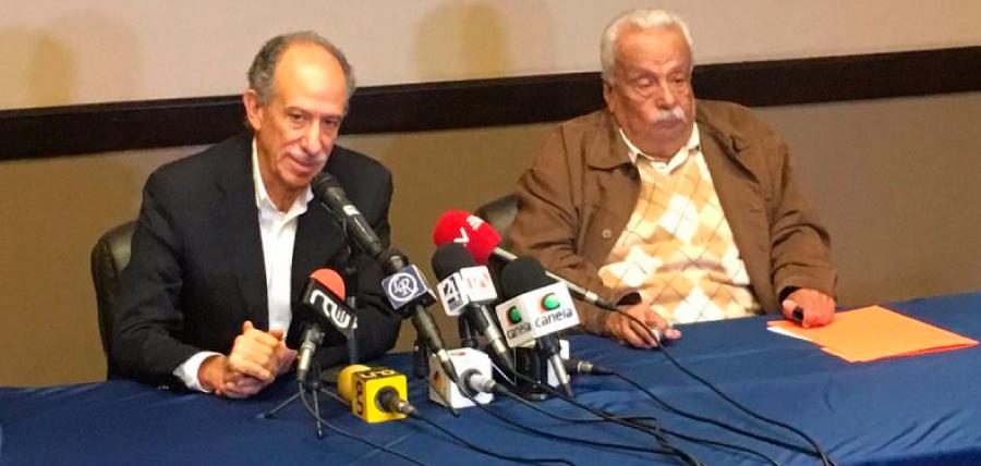 Lasso recibe apoyo de los exalcaldes de Quito Paz y Sevilla