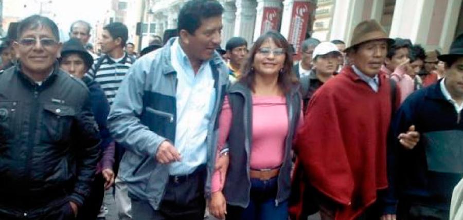 Seguro Social Campesino anunció su apoyo al binomio Lasso – Páez