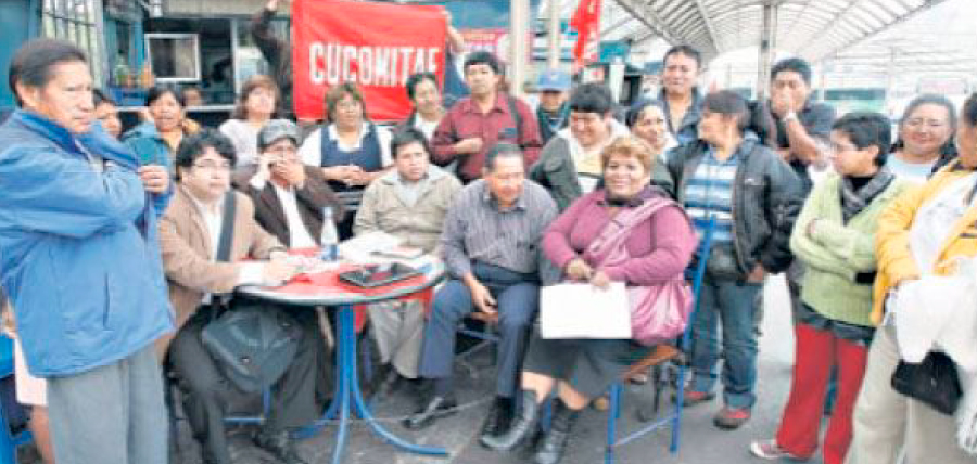 Comerciantes minoristas respaldan campaña de Lasso