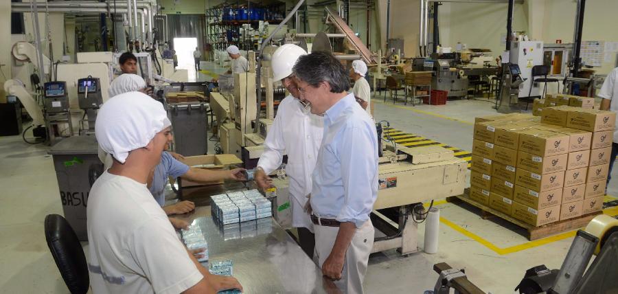 Trabajadores y moradores del Norte de Guayaquil acogieron las propuestas de Lasso