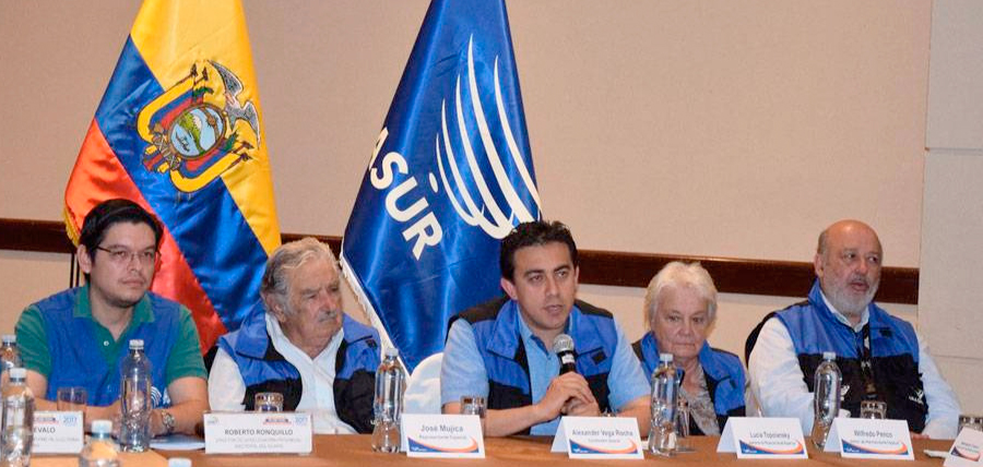Monge expondrá irregularidades a José Mujica