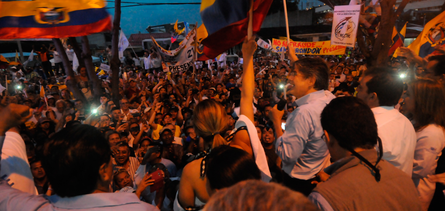 La Alianza CREO – SUMA apeló al Tribunal Contencioso Electoral ante la negativa del CNE