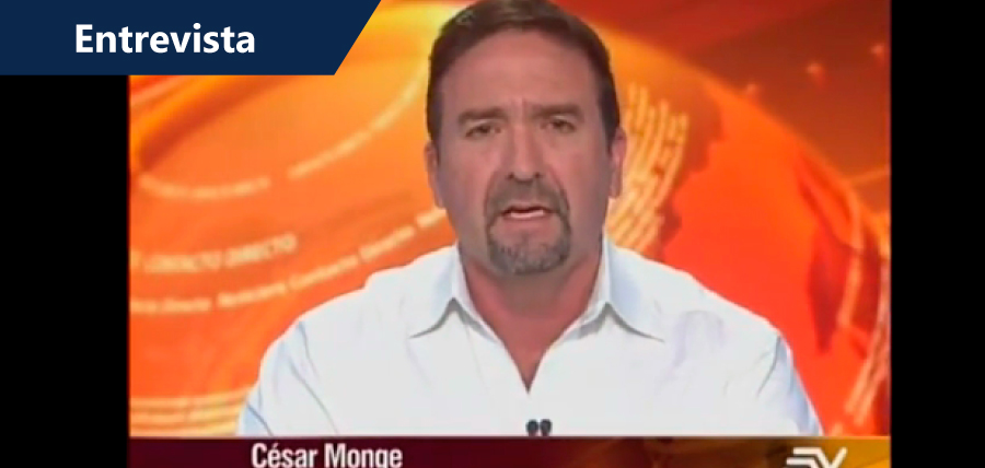 Monge: no nos prestaremos al circo que quiere montar el CNE