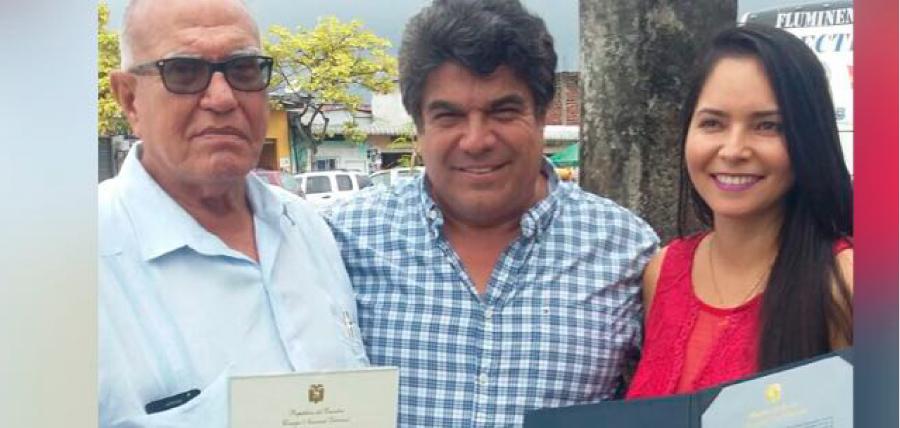 Asambleísta de los Ríos recibió credencial