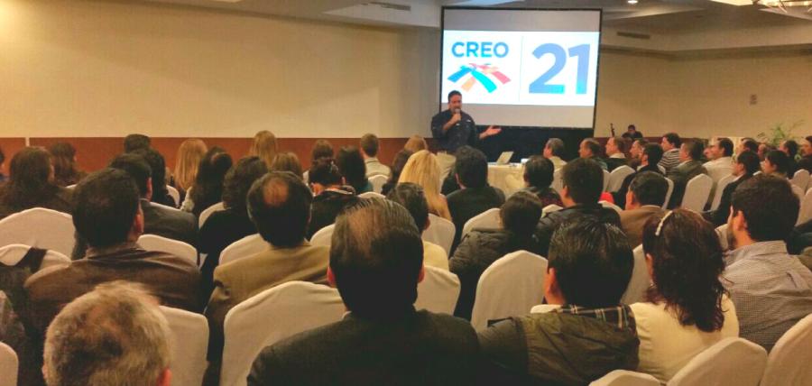 CREO fortalece su trabajo con las bases en Azuay