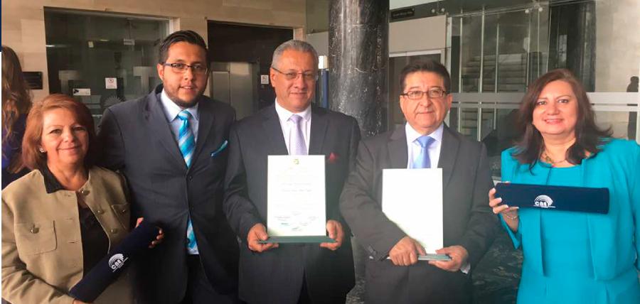 CNE entregó credenciales a Asambleístas del exterior