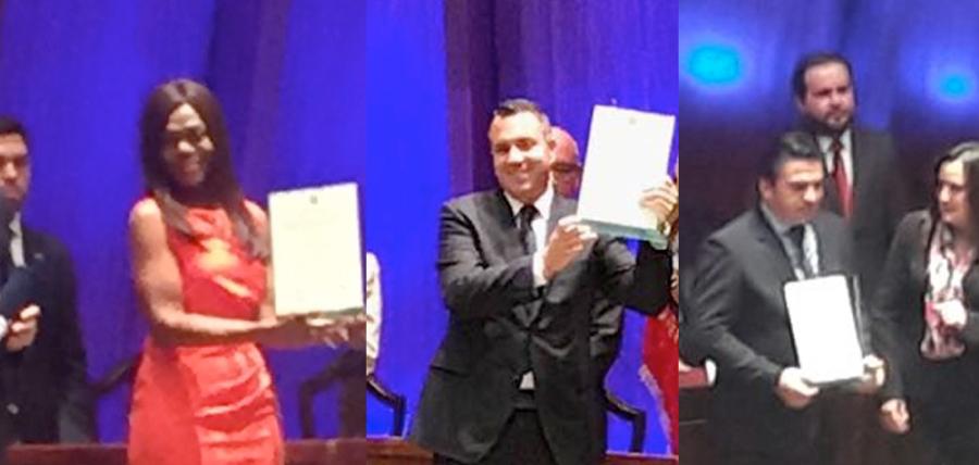 Asambleístas Nacionales de la alianza CREO – SUMA recibieron sus credenciales