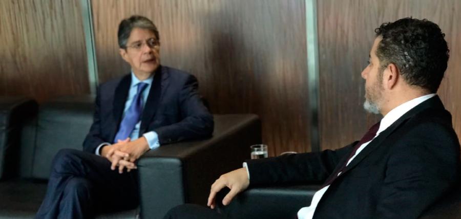 Lasso dictará conferencia junto a Sebastián Piñera