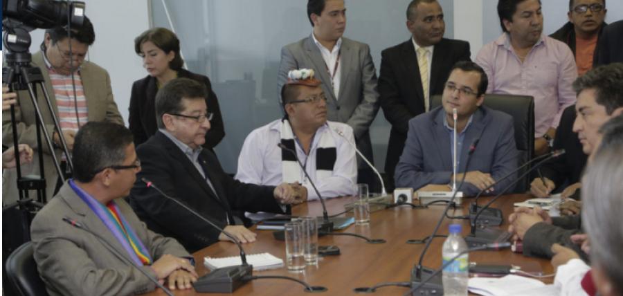 AP impide trabajo de Comisión de Participación Ciudadana