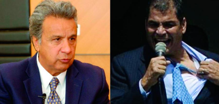 Moreno continúa la receta de Correa y vuelve a endeudar al Ecuador