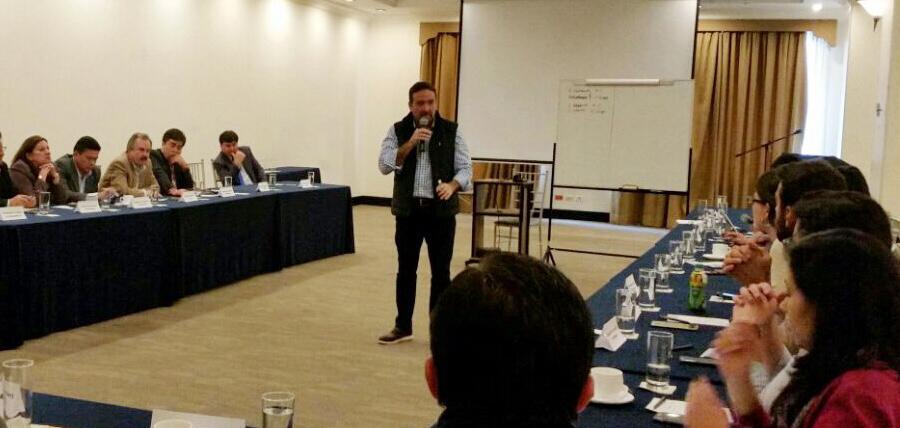Recorrido nacional de CREO llega  a Quito para trabajar con el Bloque de la Unidad por el Cambio