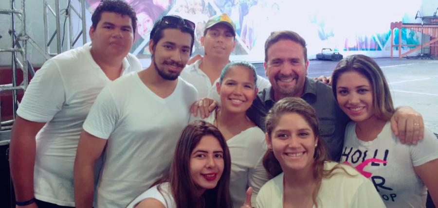 Gira nacional continúa hoy en Guayaquil con Jóvenes CREO