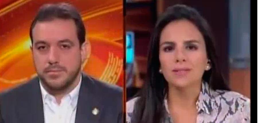 Gómez: Glas debe explicar su responsabilidad política sobre el caso Odebrecht