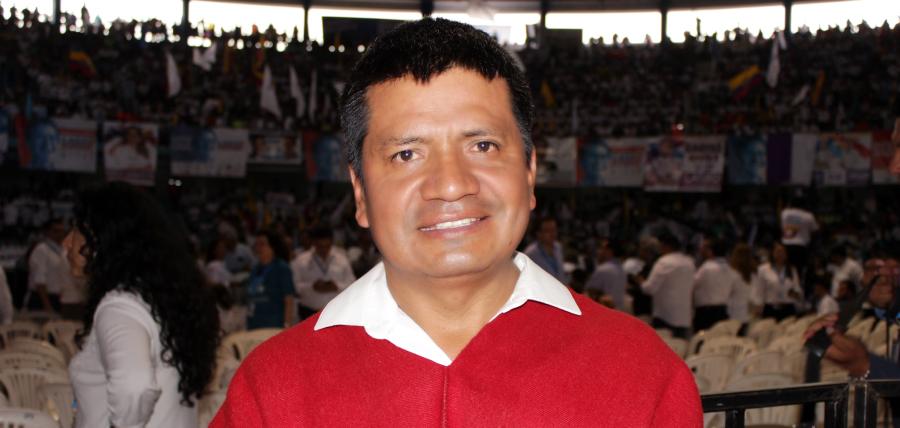 Pachala propone consulta popular para cesar autoridades de control