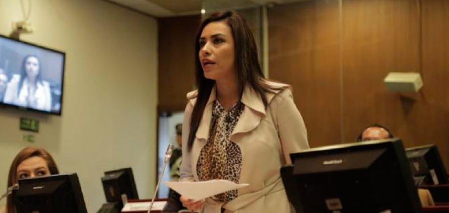 Jeannine Cruz: «La presión social hará que ese juicio llegue al Pleno»