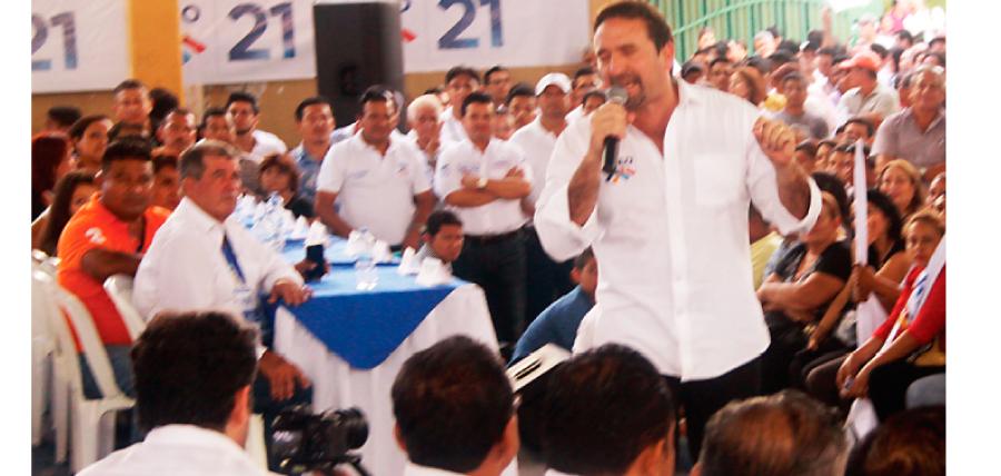 Arranca tercer mes de gira territorial de CREO en Orellana y Sucumbíos