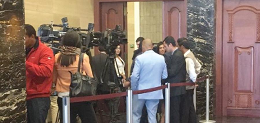 Se intenta impedir trabajo de prensa independiente y evitar bochornos para AP como el caso Wendy Vera