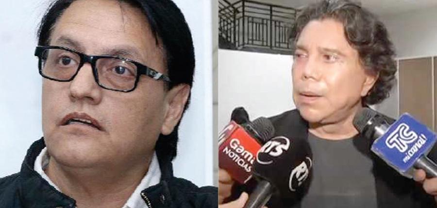Villavicencio amenazado de muerte, tío de Glas descansa en su casa después de recibir 13 millones