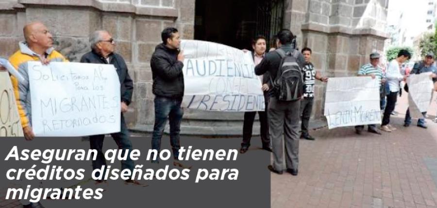 Migrantes retornados siguen esperando beneficios del «milagro ecuatoriano» de la década correísta