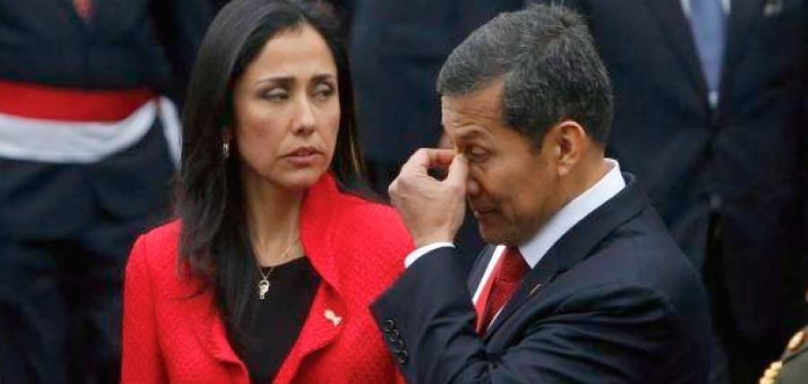 Prisión para Humala por aportes a su campaña. En Ecuador aún nadie investiga declaraciones de Fabricio Correa