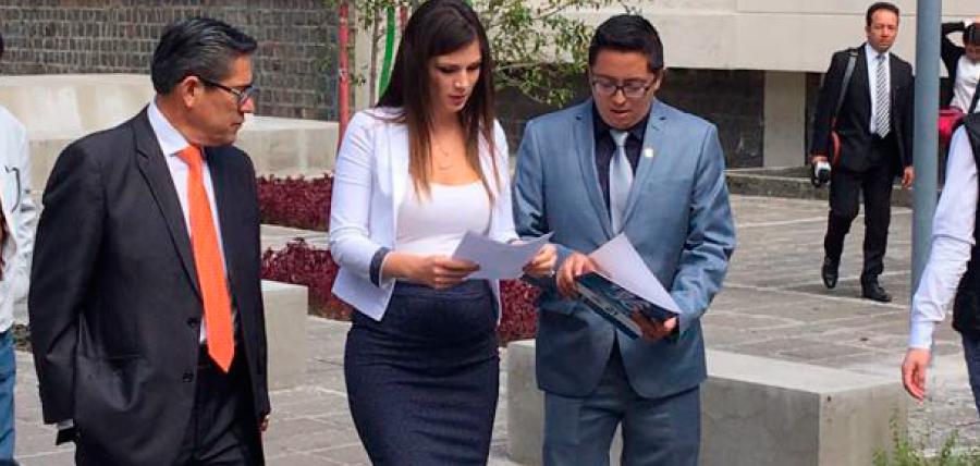 Galarza pidió a la Fiscalía que solicite a Brasil tres delaciones por Toachi-Pilatón