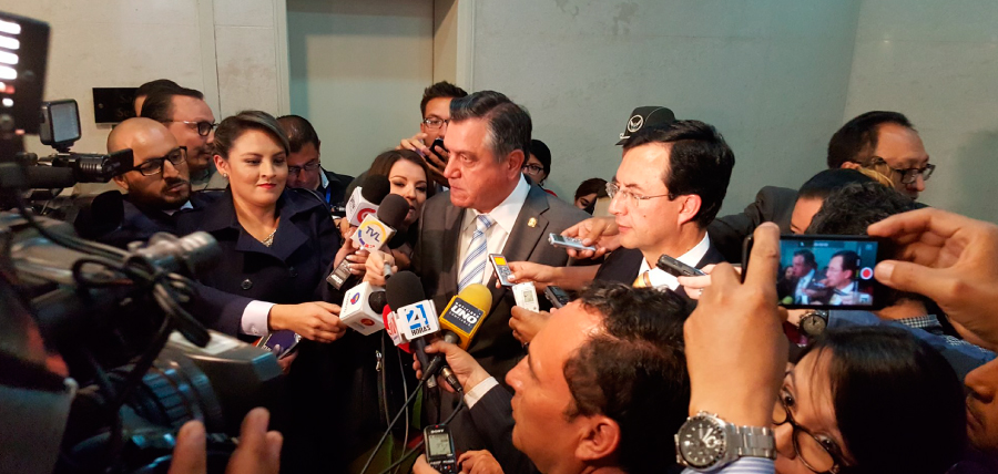 Donoso: pruebas del juicio contra Glas la tiene que revisar el plenario, no el CAL