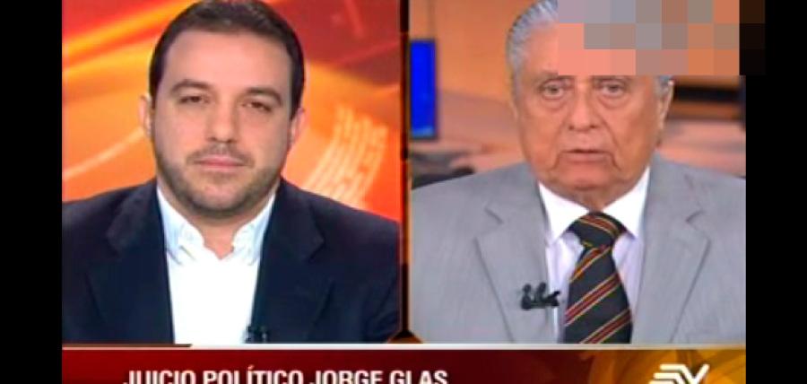 Gómez: el CAL tiene suficientes pruebas sobre Juicio Político contra Glas