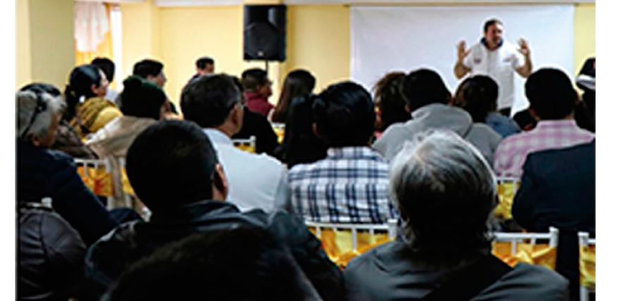 La lucha por el cambio continúa desde Salcedo, en Cotopaxi